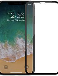 Недорогие -AppleScreen ProtectoriPhone XS Max HD Защитная пленка на всё устройство 1 ед. Закаленное стекло