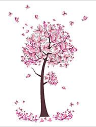 abordables -Autocollants muraux décoratifs - Autocollants avion / Autocollants muraux animaux Nature morte / A fleurs / Botanique Intérieur / Chambre des enfants / Lavable / Amovible
