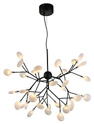 cheap -65 cm Mini Style Chandelier Metal Sputnik Painted Finishes Contemporary / LED 110-120V / 220-240V