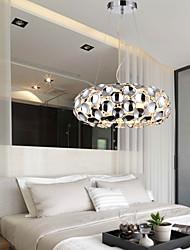 cheap -3-Light 48 cm Pendant Light Acrylic Acrylic Globe Electroplated Contemporary Modern 110-120V 220-240V
