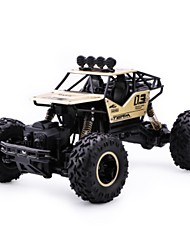 cheap -RC Car 6288A 4CH 2.4G Buggy (Off-road) 1:16 Brushless Electric 15 km/h Remote Control / RC / USB Universal Standard