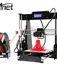 cheap -Freeshipping Anet A8 High Precision High Quality FDM Desktop DIY 3D Printer(Assembly instructions in SD card)