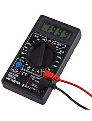 cheap -DT 830B LCD Voltmeter Ammeter Ohm Digital Multimeter Battery & Leads Electric