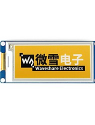 cheap -Waveshare  2.9inch e-Paper Module(C)  296x128 2.9inch E-Ink display module  yellow/black/white three-color