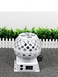 cheap -LED Lantern Pattern Magic ball KTV Private Room bar Sound Control Flashing Stage Wedding Laser Laser Light