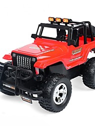 cheap -RC Car 339-1 4CH 2.4G Buggy (Off-road) 1:12 Brushless Electric 10 km/h LED Light / Remote-Controlled / Wireless