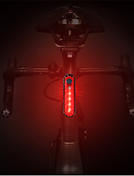 cheap -LED Bike Light Rear Bike Tail Light Safety Light Tail Light Mountain Bike MTB Bicycle Cycling Waterproof Portable Quick Release Durable USB 1000 lm White Red Cycling / Bike - HJ