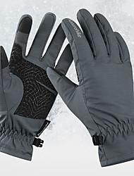 cheap -Sports Gloves Winter Gloves Ski Gloves Men's Women's Snowsports Full Finger Gloves Winter Waterproof Windproof Warm Polyester Taffeta Skiing Snowsports Snowboarding