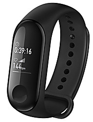 cheap -Original Xiaomi Mi Band 3 Smart Wristband Fitness Bracelet Big Touch Screen OLED Heart Rate Smartband