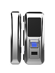 cheap -Factory OEM Zinc Alloy Intelligent Lock Smart Home Security iOS / Android System RFID / Combination unlocking (Unlocking Mode Fingerprint / Password / APP)