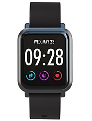 cheap -SN60 Plus Smart Watch BT 4.0 Fitness Tracker Support Notify & Sports Tracker Compatible Android & IOS Mobiles