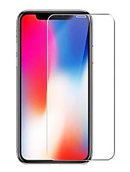 cheap -Screen Protector for Apple iPhone 11 Pro / XS / X SZKINSTON 3D 9H Full Scratchproof Anti-fingerprint High Fiber High Definition (HD) Front Tempered Glass Screen Protector Protective Film
