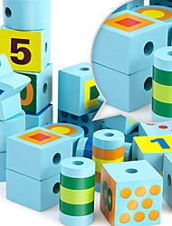 cheap -Building Blocks Shape Sorter Toy Geometric Pattern Cool Exquisite Kid's Girls' 1 pcs