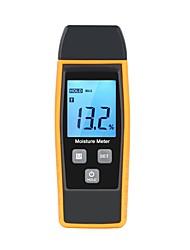 Недорогие -rz профессиональный измеритель влажности древесины цифровой тестер 0% ~ 80% два контакта большой ЖК-дисплей с подсветкой температуры