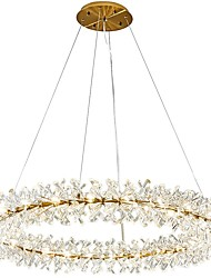 cheap -60 cm Chandelier Metal Electroplated Traditional Classic 110-120V 220-240V