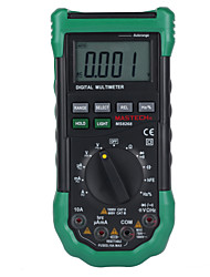 cheap -Mastech MS8268 Auto Range Digital Multimeter Full protection ac/dc ammeter voltmeter ohm Frequency electrical tester diode test