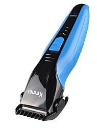 Недорогие -kemei km-830 электрические машинки для стрижки волос водонепроницаемая аккумуляторная электробритва машинка для стрижки носа для мужчин и женщин 220 В / 230