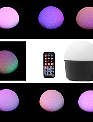 cheap -Disco Lights Party Light LED Stage Light / Spot Light Sound-Activated / Auto / Remote Control Party / Stage / Bar Remote Control / RC / New Design / Cool Multi Color for Dance Party Wedding DJ Disco