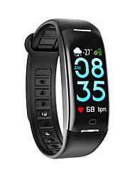 Недорогие -Indear Z21/D21 Женский Умный браслет Android iOS Bluetooth Спорт Водонепроницаемый Пульсомер Измерение кровяного давления Сенсорный экран / Датчик для отслеживания активности / Найти мое устройство