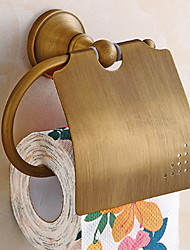 cheap -Toilet Paper Holder Premium Design / Cool Antique Brass 1pc Wall Mounted