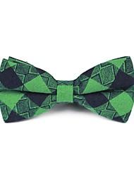 cheap -Boys' Party / Basic Bow Tie - Plaid Bow