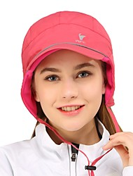 cheap -VEPEAL Hiking Cap Hat Windproof Warm Thick Solid Colored POLY Chinlon Winter for Women's Hiking Winter Sports Outdoor Violet