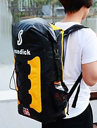 cheap -30 L Waterproof Dry Bag Hydration Backpack Pack Rain Waterproof Fast Dry Wear Resistance Outdoor Fishing Hiking Climbing Mesh Yellow Blue