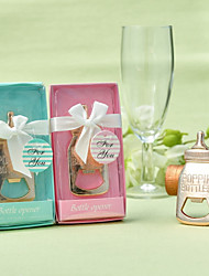 cheap -Non-personalized Zinc Alloy Die-cast Bottle Openers Wedding Bottle Favor