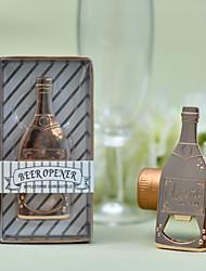 cheap -Non-personalized Zinc Alloy Die-cast Bottle Openers Wedding Bottle Favor