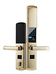 Недорогие -Factory OEM сплав цинка Интеллектуальный замок Умная домашняя безопасность система RFID / Антивирусный пароль / Режим комбинации с несколькими дверями Дом / офис / Спальня / квартира