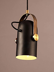 cheap -Novelty Pendant Light Ambient Light Painted Finishes Metal Creative 110-120V / 220-240V Warm White Bulb Not Included / E26 / E27