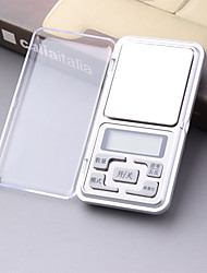 cheap -Cx-668 500g/0.1g LCD Digital Pocket Scale High Precision Electronic Balance Scales Multifunction Measuring Weight Tools
