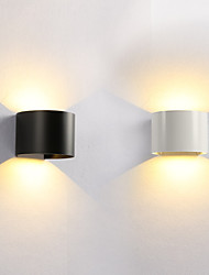 cheap -Modern 12W LED Outdoor Wall Lights Simplicity Style Hallway Stairs Entry  Wall Sconces