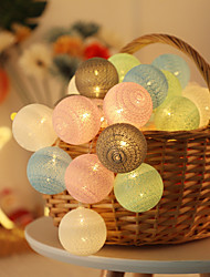 cheap -LED Lights PVC(PolyVinyl Chloride) Wedding Decorations Wedding / Party / Evening Creative / Wedding / Vintage Theme All Seasons