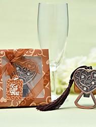 cheap -Zinc Alloy Die-cast Net Bottle Openers Wedding 1 PC All Seasons / Non-personalized