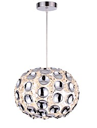 cheap -1-Light CXYlight 34 cm New Design Pendant Light Acrylic Acrylic Globe / Novelty Electroplated Contemporary / Modern 110-120V / 220-240V