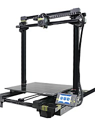 cheap -Anycubic® Chiron 3D Printer 400*400*450mm Printing Size With Matrix Automatic Leveling/Ultrabase Pro Hotbed/Power Resume/Filament Sensor/Dual Z-axis/TFT Touch Screen/Modular Design