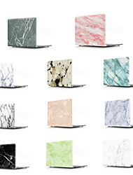 cheap -MacBook Case Marble PVC(PolyVinyl Chloride) for Macbook Pro 13-inch / Macbook Air 11-inch / MacBook Pro 13-inch with Retina display