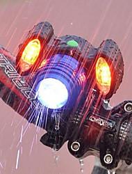Недорогие -Велосипедные фары Передняя фара для велосипеда Фары для велосипеда Велоспорт Велоспорт Водонепроницаемый Супер яркий Портативные Регулируется Перезаряжаемая батарея 500 lm USB слот