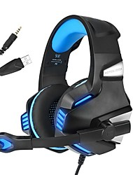cheap -KOTION EACH G7500 Gaming Headset Wired with Microphone with Volume Control Gaming