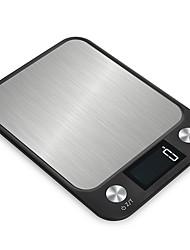 Недорогие -changxie cx-2018 10 кг / 1 г кухонные весы электронные точные измерительные инструменты баланс цифровой грамм приготовления пищи стеклянный жк-дисплей