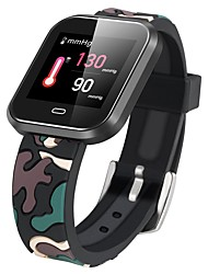 cheap -CD16 Smart Watch BT Fitness Tracker Support Notify/ Heart Rate Monitor Sports Smartwatch Compatible with iPhone/ Samsung/ Android Phones