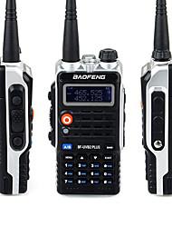 Недорогие -baofeng® bf-uvb2 плюс портативный портативный радиотелефон> 10km 8w двухсторонняя радиостанция