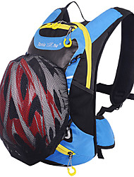 cheap -12 L Cycling Backpack Waterproof Portable Lightweight Bike Bag Nylon Bicycle Bag Cycle Bag Hiking Beach Camping