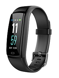 cheap -BoZhuo Y9-vo Unisex Smart Bracelet Smartwatch Android iOS Bluetooth Waterproof Heart Rate Monitor Blood Pressure Measurement Calories Burned Exercise Record Stopwatch Pedometer Call Reminder Sleep