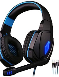 cheap -KOTION EACH G4000 Gaming Headset Wired with Microphone with Volume Control Gaming