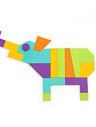 cheap -Tangram Building Blocks Geometric Pattern Cool Exquisite Kid's All Girls' 1 pcs