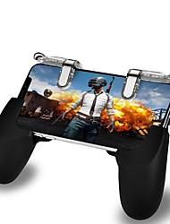 Недорогие -Беспроводное Игровые контроллеры / Кронштейн ручки Назначение Android / iOS ,  Портативные / Cool Игровые контроллеры / Кронштейн ручки Металл / ABS 1 pcs Ед. изм