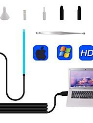 cheap -Visual ear spoon HD non-heating endoscope blue ear cleaner computer version
