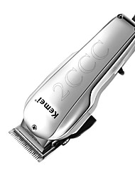 cheap -Kemei Hair Trimmers for Men and Women 220 V / 230 V Low Noise / Handheld Design / Light and Convenient